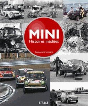 Mini - etai - editions techniques pour l'automobile et l'industrie - 9782726897768 -