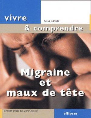 Migraine et maux de tête - ellipses - 9782729813796