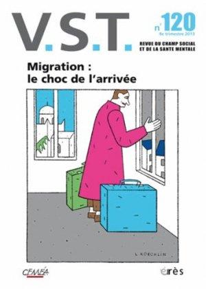 Migration : le choc de l'arrivée - Erès - 9782749239668 -