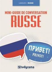 Mini-guide de conversation russe - Studyrama - 9782759035199 -
