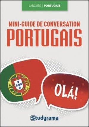 Mini-guide de conversation en portugais - studyrama - 9782759038787 -