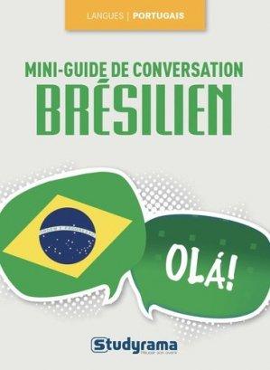 Mini-guide de conversation brésilien - studyrama - 9782759040087 -