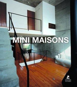 Mini maisons - Place des Victoires - 9782809916775 -