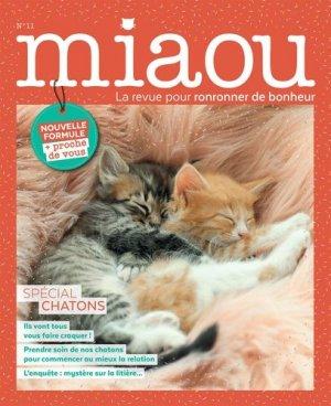 Miaou N° 11 : Spécial chatons - prisma - 9782810430130 -