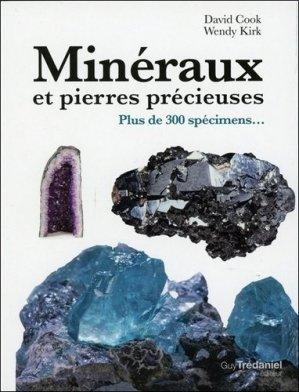 Minéraux et pierres précieuses - guy tredaniel editions - 9782813215215 -