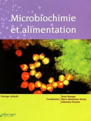Microbiochimie et alimentation - educagri - 9782844445582 -