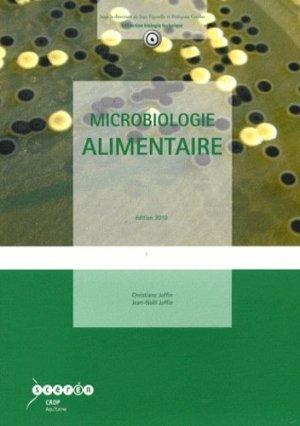 Microbiologie alimentaire - Canopé - CRDP de Bordeaux - 9782866175771 -