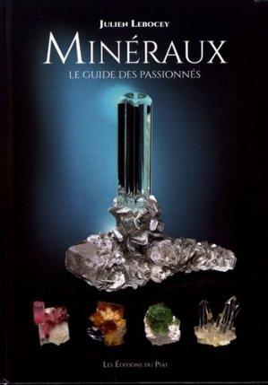 Minéraux - du piat - 9782917198407 -