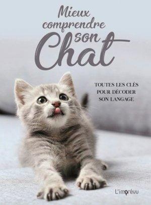 Mieux comprendre son chat - de l'imprevu - 9791029507878 -