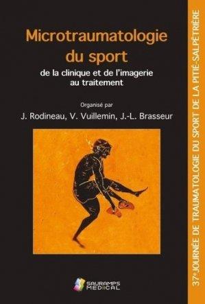 Microtraumatologie du sport : de la clinique et de l'imagerie au traitement - sauramps médical - 9791030302332 -