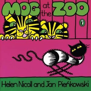 Mog at the zoo - penguin - 9780140504316 -