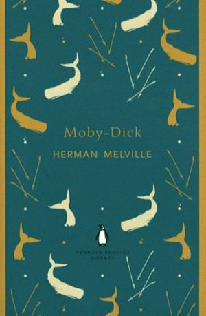 MOBY-DICK - penguin classics - 9780141198958 -