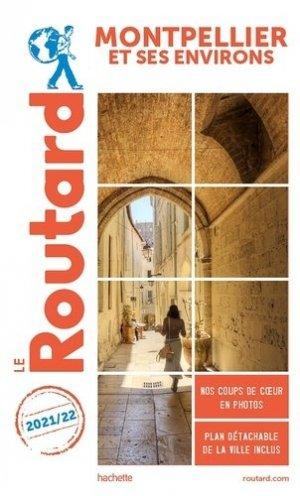 Montpellier et ses environs - Hachette - 9782017130611 -