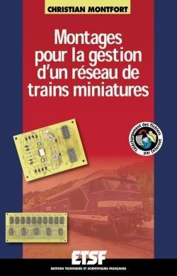 Montages pour la gestion d'un réseau de trains miniatures - etsf - 9782100042951 -