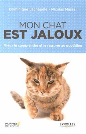Mon chat est jaloux - eyrolles - 9782212558937 -