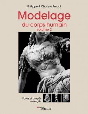 Modelage du corps humain - eyrolles - 9782212677164 -