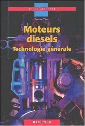 Moteurs diesels. - foucher - 9782216088584 -