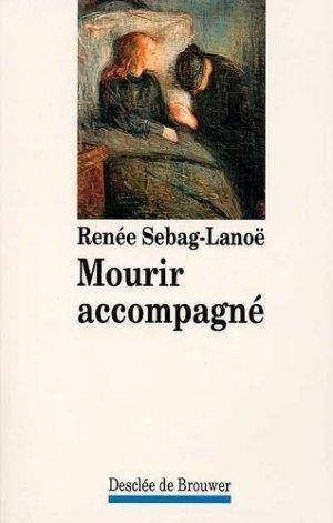 Mourir accompagné - desclee de brouwer - 9782220037592 -