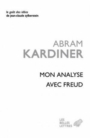 Mon analyse avec Freud - les belles lettres - 9782251200316 -
