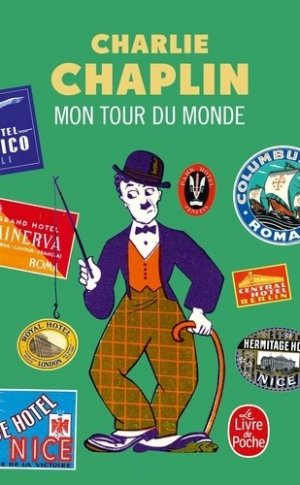 Mon tour du monde - le livre de poche - lgf librairie generale francaise - 9782253186403 -