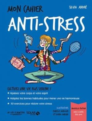Mon cahier anti-stress - Solar - 9782263161513
