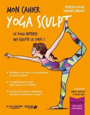 Mon cahier yoga sculpt - Solar - 9782263161520 -