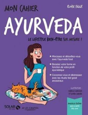 Mon cahier ayurveda - Solar - 9782263169618 -