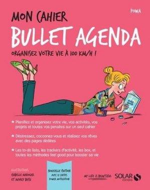 Mon cahier Bullet agenda - Solar - 9782263169649 -