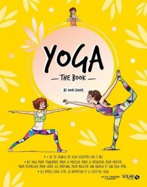 Mon cahier yoga - Solar - 9782263170287 -