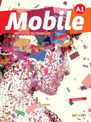 Mobile 1 A1 : 1 Livre, 1 CD Audio et 1 DVD - didier - 9782278076550 -