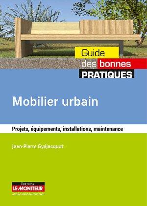 Mobilier urbain - le moniteur - 9782281118964 -