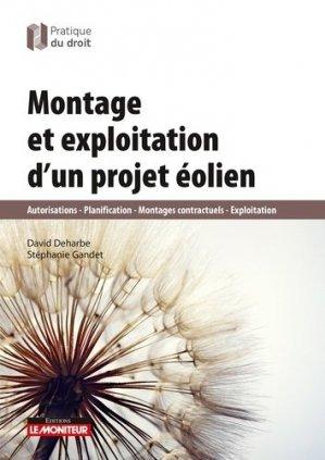 Montage et exploitation d'un projet éolien - groupe moniteur - 9782281132021 -