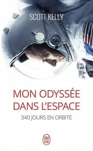 Mon odyssée dans l'espace - j'ai lu - 9782290169964 -