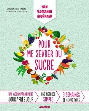 Mon programme gourmand pour me sevrer du sucre - mango - 9782317013614 -