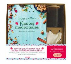 Mon coffret Plantes médicinales - Mango - 9782317019814 -