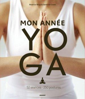 Mon année yoga - Mango - 9782317024245 -