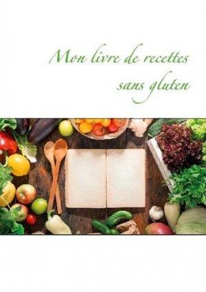 Mon livre de recettes sans gluten - Books on Demand Editions - 9782322273409 -