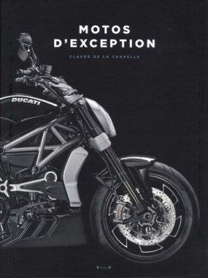 Motos d'exception - gründ - 9782324022104 -