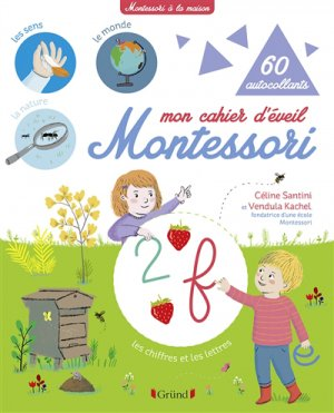 Mon cahier d'éveil Montessori - gründ - 9782324022197 -