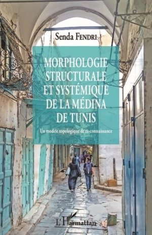 Morphologie structurale et systémique de la médina de Tunis - l'harmattan - 9782343183022 -