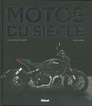 Motos du siècle - Glénat - 9782344035627 -