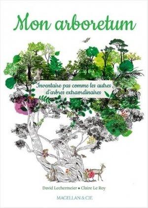 Mon arboretum - magellan et cie - 9782350746104 -