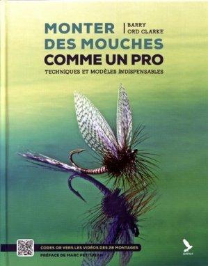 Monter des mouches comme un pro - gerfaut - 9782351911945 -