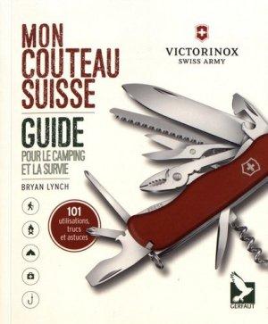 Mon couteau suisse - gerfaut - 9782351912171 -