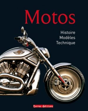 Motos - Terres Editions - 9782355302022 -