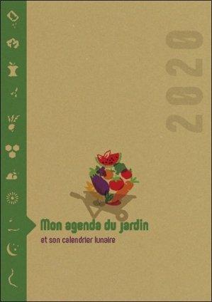 Mon Agenda du Jardin 2020 - de terran - 9782359811278 -