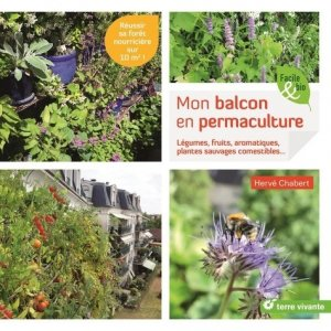 Mon balcon en permaculture - terre vivante - 9782360983902 -