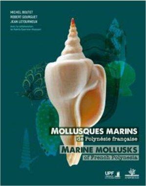 Mollusques marins de Polynésie française - au vent des iles - 9782367342467 -