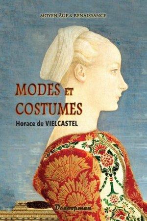 Modes et Costumes - decoopman - 9782369650799 -