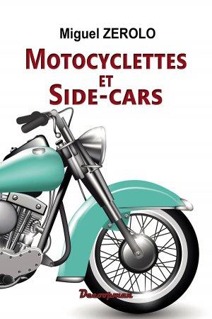 Motos et side-cars - decoopman  - 9782369650942 -